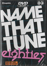 NIB Name That Tune Eighties 80s Interactive DVD Game (NEW & SEALED DVD) FR/SHPG