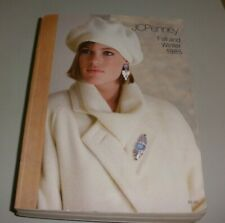 1985 JC PENNEY FALL AND WINTER CATALOG