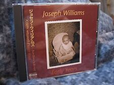 "JOSEPH WILLIAMS CD FROM THE BAND TOTO ""EARLY YEARS"" RARE JAPAN CD OBI TNCP-6"
