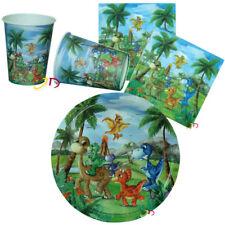 66 Teile Dinosaurier Dino Kindergeburtstag Deko Servietten Mitgebsel Party
