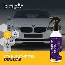 2018 New!!! First SPRAYABLE Nano Ceramic Coating 10 Times Easier Faster Applying