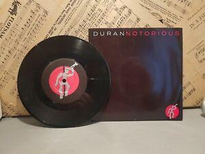 "Duran Duran - Notorious 7"" Vinyl"