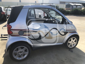 Smart Car Fortwo Cabrio 2006 parting out all parts available Gold coast