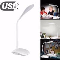 Wireless LED Table Lamp Desk Lamp 3-Level Adjustable Brightness Reading Light