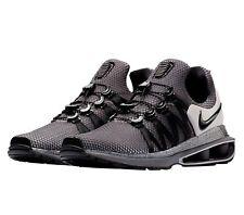 Nike Shox Gravity White Grays/Black AR1999-011 Men's SZ 10.5 Running Shoes NIB