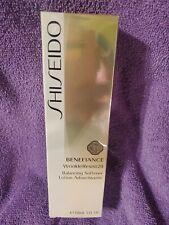 Shiseido Benefiance WrinkleResist24 Balancing Softener 5 fl oz- New