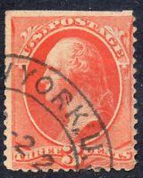 US Sc #214  Used