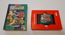 Street Fighter 2 Special Champion edition. Sega Genesis game