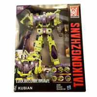 New 12in Transformers IDW Devastator G1 KO Hasbro Action Figure Gift Toy Boxed