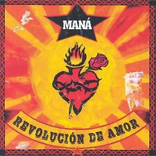 Audio CD - MANA - Revolucion De Amor - USED Excellent (EX) WORLDWIDE