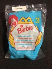 1998 MCDONALD'S BARBIE EATIN FUN KELLY FIGURINE IN HIGH CHAIR #3