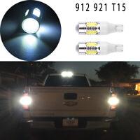 2xW16W T15 Canbus LED 15SMD Glühlampe Rückfahrlicht Rücklicht für 12V
