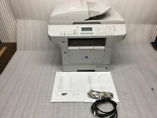 Konica Minolta Bizhub 20 All-In-One 80775 Pages Printed w/ Power and USB Cables