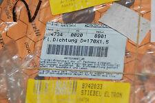 STIEBEL ELTRON 084734 FLANSCHDICHTUNG 170x1,5 FLANSCH DICHTUNG 170 x 1,5 MM NEU