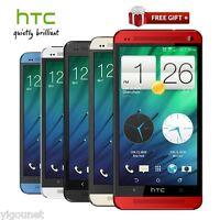 "HTC One M7 801E Unlocked 4.7"" 32GB/64GB 3G Mobile Smartphone-Silver Black Gold"