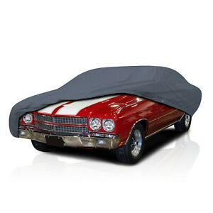 [CSC] 4 Layer Waterproof Car Cover for Chevrolet Chevelle SS396 Coupe 1970-1972