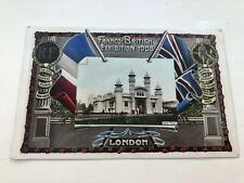 More details for 1908 franco - british exhibition london ( aristophot co ) real photo