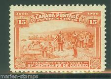 CANADA SCOTT#102 VERY FINE  MINT LIGHT  HINGED FULL ORIGINAL GUM