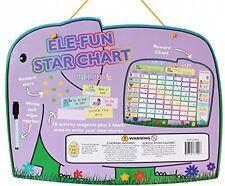 Premium Children Magnetic Reward Star Chart NEW