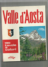PREZZO AFFARE LIBRO VALLE D' AOSTA 190 TAVOLE A COLORI