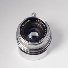 Canon 35mm F 2.8 Leica LTM M39 Rangefinder chrome Lens / objectif / samples