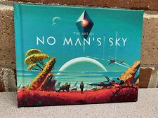 No Man's Sky Exclusive Collectible Artbook NEW