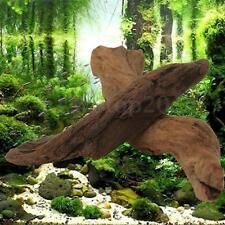 Antique Small Tree Stump Driftwood Plant for Aquarium Landscaping Garden Decor