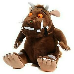 "The Gruffalo Super Soft Plush Toys - 2 Sizes 5"" and 16"" Aurora World"