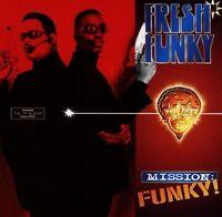 Fresh 'n' Funky Mission: Funky! (1997) [CD]