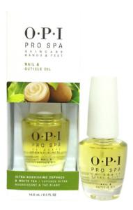 OPI Pro Spa Nail & Cuticle Replenishing Oil 15ml *** BRAND NEW & BOXED***