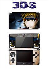 SKIN STICKER AUTOCOLLANT DECO POUR NINTENDO 3DS REF 44 NARUTO