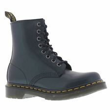 "Dr. Martens Flat (less than 0.5"") No Pattern Boots for Women"