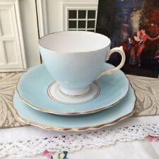 Blue British Royal Vale Porcelain & China