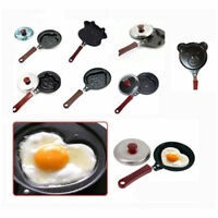 Heart Shaped Bear Frog Pig Frying Pan Animal Serving Egg Mini Pancake Novelt ODH