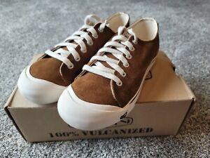 KEEN Men's Coronado 3 III  Low Sneaker Hiking Shoe Leather Breen size 9.5 M