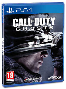 Call of Duty: Ghosts (PlayStation 4, 2013)  218770/k.