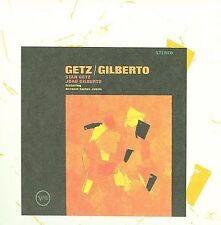 Stan Getz/Joao Gilberto - featuring Antonio Carlos Jobim