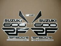 RF600R 1995 complete decals stickers replacement graphics kit set replica logo