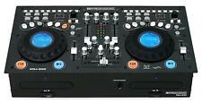 B-WARE Pronomic Doppel DJ CD Player USB SD MP3 Mixer Pitch  Effekt Loop EQ Phono