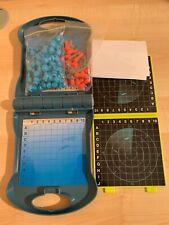 Battaglia Navale Game Portatile Gioco da Tavolo Vintage - Completo