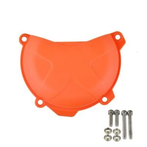 Engine Clutch Cover Guard Protector For KTM 250 350 SXF XCF SX-F XC-F 2013-2015