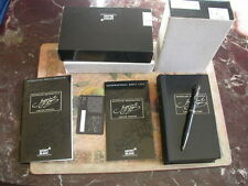 MONTBLANC IMPERIAL DRAGON 3 PC MATCHING NUMBER SET NEW
