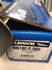 Hawk Performance HPS Street Rear Brake Pads HB180F.560