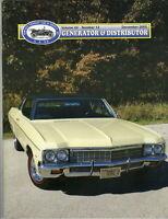 1970 Impala - Generator & DistributorMagazine Volume 44, #12 JAN 2005 Hot Rods