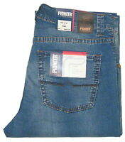 PIONEER ® Herren Jeans RANDO STRETCH W34 L38 STONE USED ÜBERLÄNGE EXTRA LANG 853