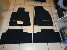 New  2010-2012 Genuine Lexus RX350 RX450h Factory Floor Mats Set Black 10-12