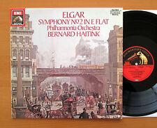 EL 27 0147 1 Elgar Symphony no. 2 Bernard Haitink 1984 EMI Digital NEAR MINT