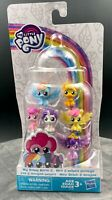 My Little Pony My Baby Mane 6 Mini Figures NIP Walmart Exclusive
