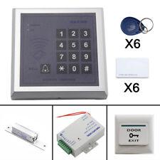 RFID Codeschloss Zugangssystem Zutrittskontrolle Türöffner Set NC