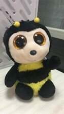 """Soft Toy From TY BEANIES BOOS BUZBY BEE Collection 6"""" (15cm)"""